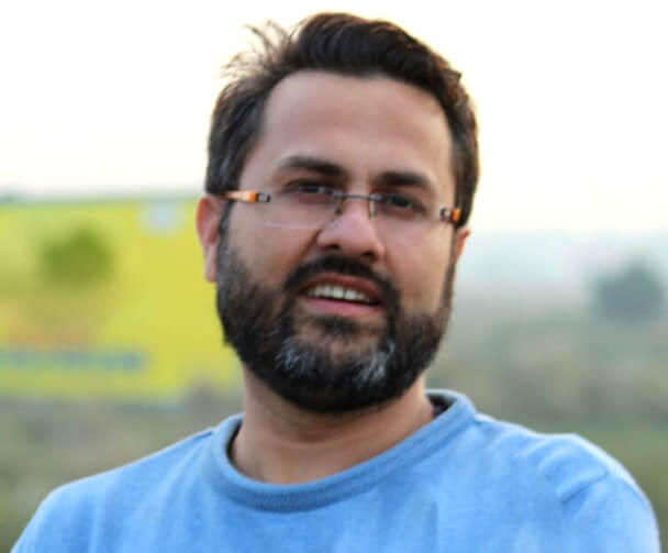 Lalit Tyagi, Founder, CEO